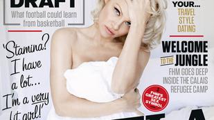 Pamela Anderson lett az FHM eddigi legöregebb címlaplánya