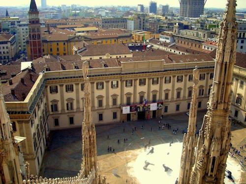 Palazzo Real, Milánó