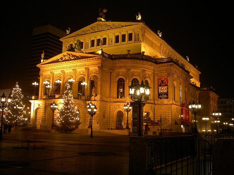 A Frankfurti Operaház