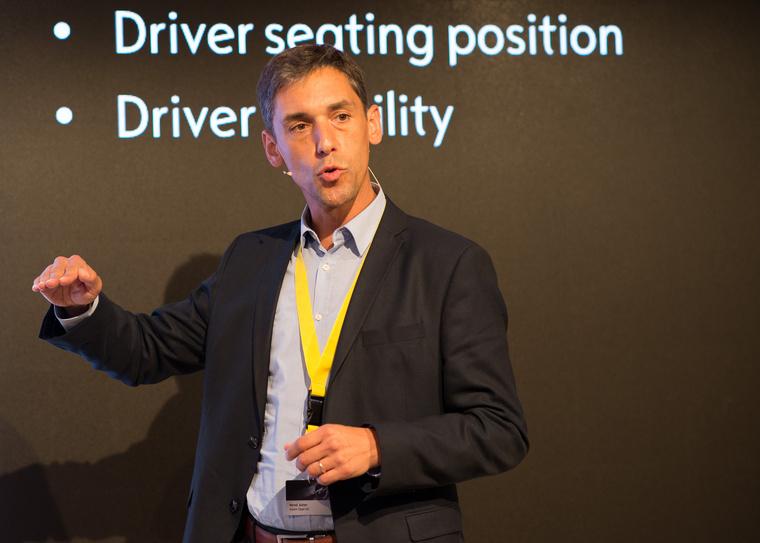 Bernd Justen, az új Astra főmérnöke méltatja a portékát