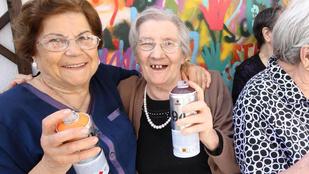 Lisszabonban nem a fiatalok, hanem a nyugdíjasok vandálkodnak