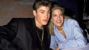 Tori Spelling elárulta, kivel szexelt a Beverly Hills 90210 alatt