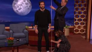 Tudta, hogy Jake Gyllenhaal magassága egy igazi rejtély?