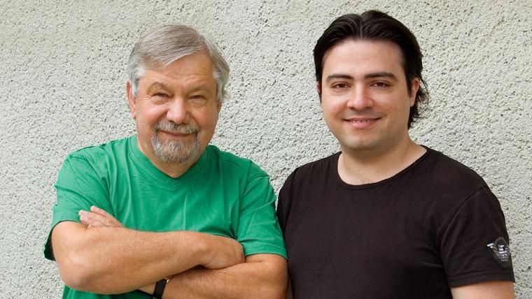 Dubrovay László és Balázs János