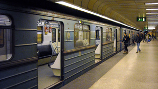 Süllyed a 3-as metró alagútja