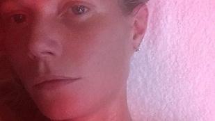 Gwyneth Paltrow dobott egy igazán fülledt topless szelfit