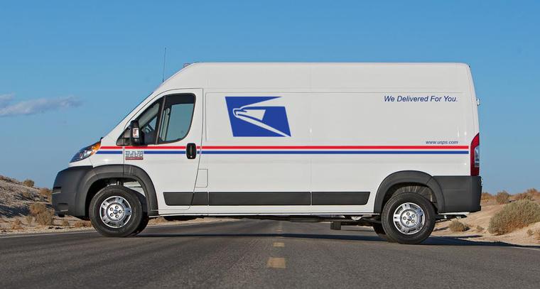 Valahogy így fog kinézni a legújabb amerikai postakocsi