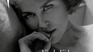 Nicole Kidman tíz évet is letagadhatna
