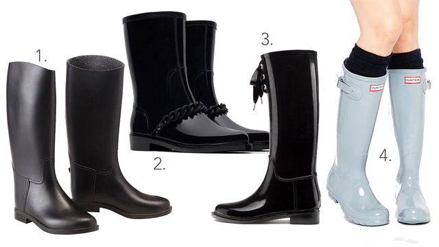 1. Decathlon - 4990 Ft, 2. Zara - 14.995 Ft, 03. Stradivarius - 12.995 Ft, 4. Hunter (ASOS) - 95 font