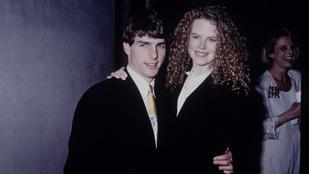 Tom Cruise lánya a szülei nélkül házasodott