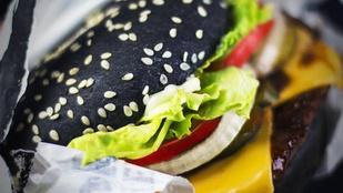 A fekete hamburger bizarr mellékhatásán parázik fél Amerika
