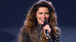 Shania Twain légúti fertőzés miatt mondta le koncertjeit