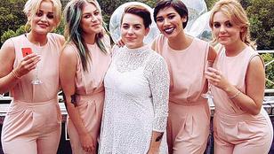 Kiszivárogtak az első képek Isabella Cruise esküvőjéről