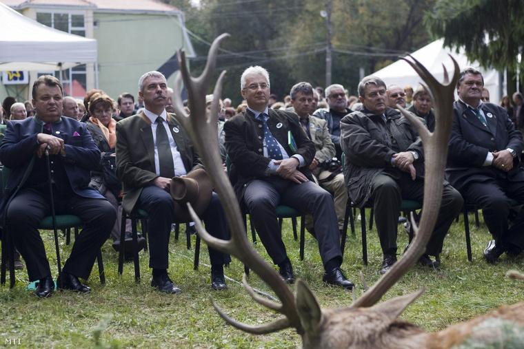 Semjén Zsolt a IV. Székelyföldi vadásztalálkozón