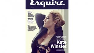 Kate Winslet mellben erős fotósorozatot kapott a brit Esquire-től