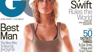 Kockás hassal ünnepli első GQ-címlapját Taylor Swift
