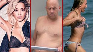 Vin Diesel sörhasáról és a meztelen Justin Bieberről szólt a hét