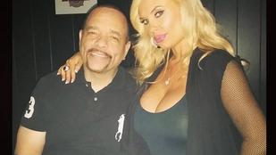 10 hét és világra jön a mini Ice-T és Coco-T