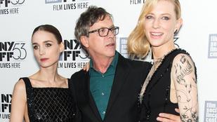 Érti ám Cate Blanchet poénját Rooney Mara, csak nem szereti