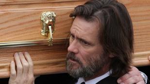 Eltemették Jim Carrey volt barátnőjét