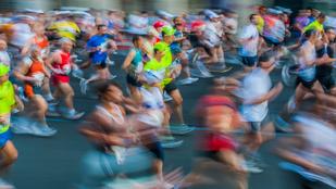 Vasárnap csak futva lesz járható Budapest