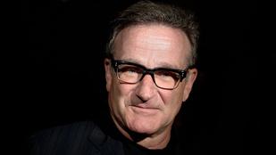 Sosem látott Robin Williams felvételek kerültek elő