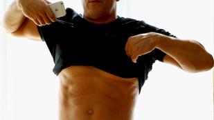 Meg lehet nyugodni, Vin Diesel nem pocakos