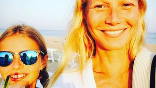 Gwyneth Paltrow lánya már olyan, mint Paltrow