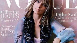 Taylor Swiftet felismerhetetlenre fotosopolták a Vogue-nak