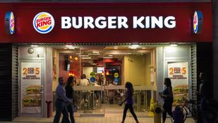 Lehet, hogy a mekihelyzet szörnyű, de nyugi, Burger Kingben királyok vagyunk!