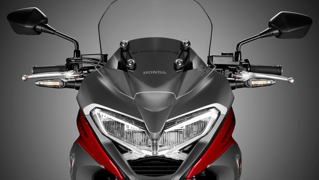 Honda VFR800X - ilyesmi lesz az NC750X is