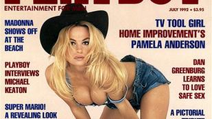Lehet reménykedni: A magyar Playboyban talán marad a vetkőzés