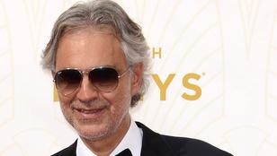 Olvadt már el ma a giccstől? Nem? Akkor hallgassa meg Andrea Bocelli új számát!