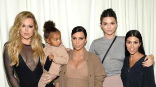 Ha eddig a hideg lelte a Kardashianektől, ez csak fokozódni fog