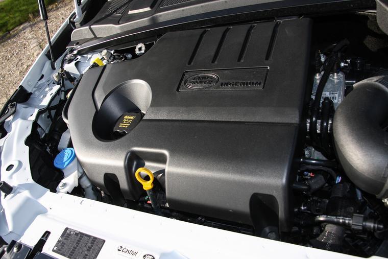 Ez a motor van a Jaguarokban is. Saját fejlesztés már