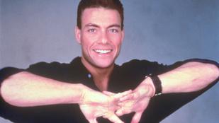 55 éves lett a terpesztés királya, Jean-Claude Van Damme