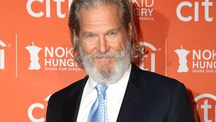 Jeff Bridges egyre jobban hasonlít a Télapóra