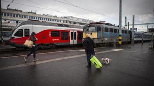 Ne próbáljon vonatozni a Déli pályaudvar és Kelenföld között
