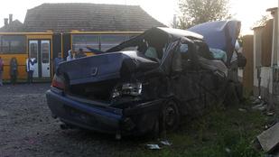 Halálos autóbaleset történt Bugyi településen