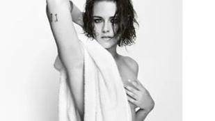 Meztelenül fotózták Kristen Stewartot