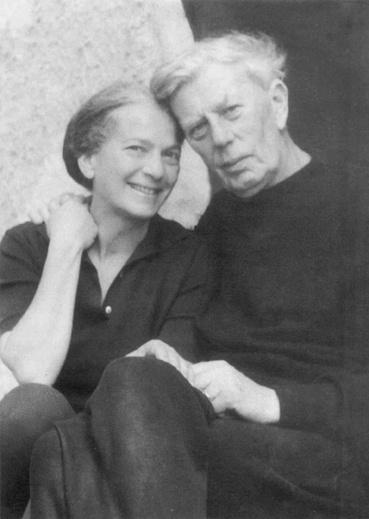 Fischer Annie és Tóth Aladár
