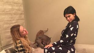 Kylie Jenner smink nélkül VÉGRE úgy néz ki, mint egy normális tinilány