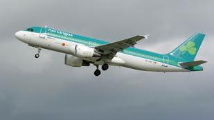 A 24 éves férfi megharapta utastársát a repülőn, majd meghalt