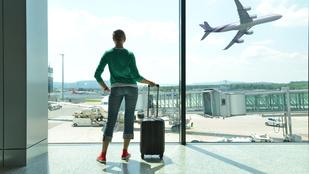 Pornóval dobták fel a csomagvárást a lisszaboni reptéren