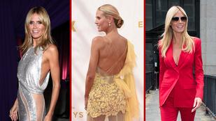 Mentsük meg Heidi Klumot az őrült stylistja karmai közül!
