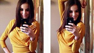 Nádai Anikó már megint túl jól néz ki