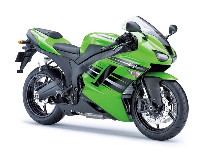 2008-as Kawasaki ZX-6R. 5000 kilométerrel ez most inkább másfél millió forint, mint 800 ezer