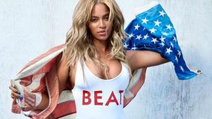 Beyoncé hogy néz ki fürdőruhában, te jó atyaúristen!!