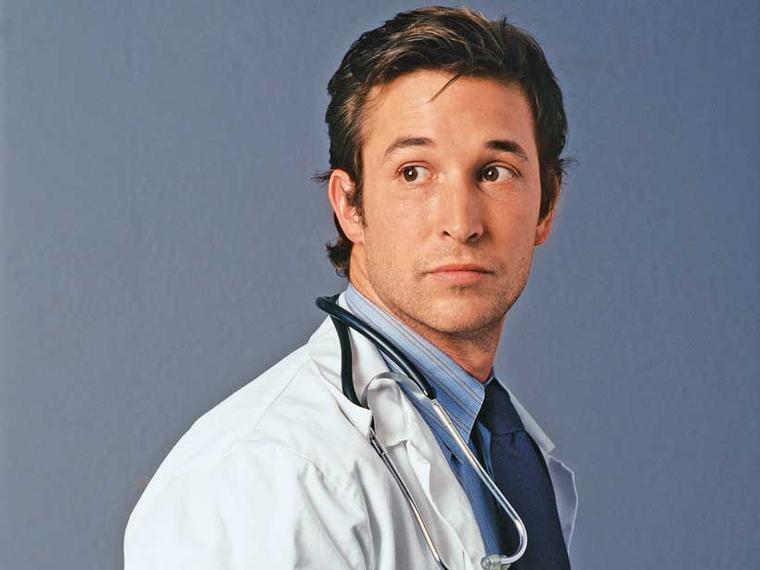 Mindenki kedvenc Carter doktora, Noah Wyle