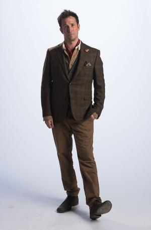 Noah Wyle, mint Indy-pótlék